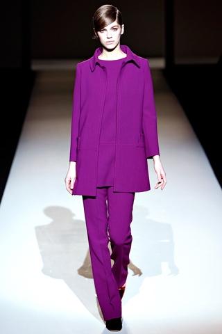 Монохром. Самое модное решение. Alberta Feretti