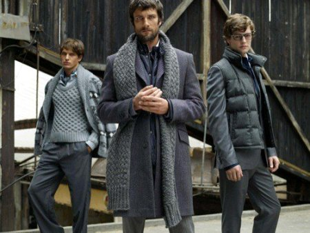 Мужская уличная мода - весна 2012