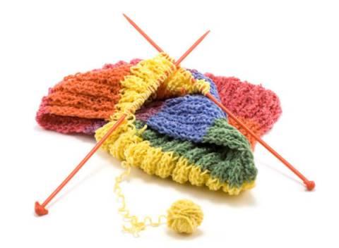Основы вязания на спицах