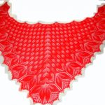 Шаль Харуни — ажурная, теплая и красивая шаль