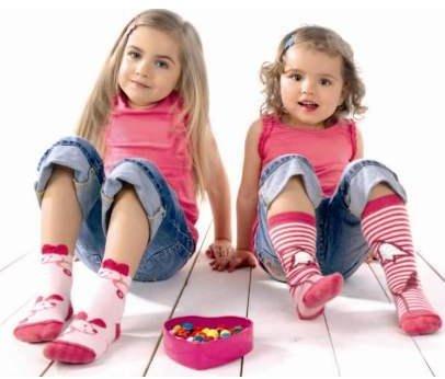 Носки детские. История носков. (07)