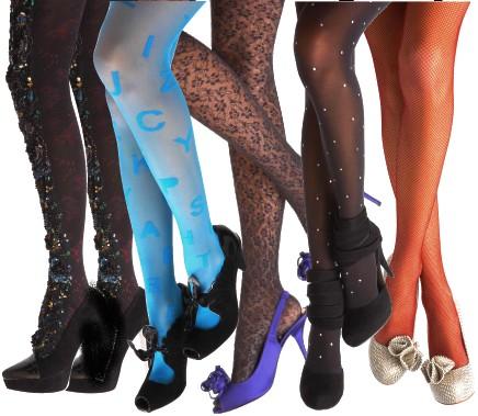 Колготки женские. Мода 2014
