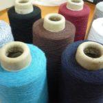 Виды пряжи, используемые для производства носков