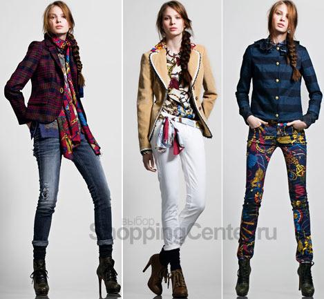 С чем модно носить джинсы. Коллекция Love Moschino. №2