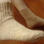 Супертеплые носки