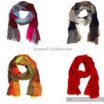 Какие шарфы будут в моде?