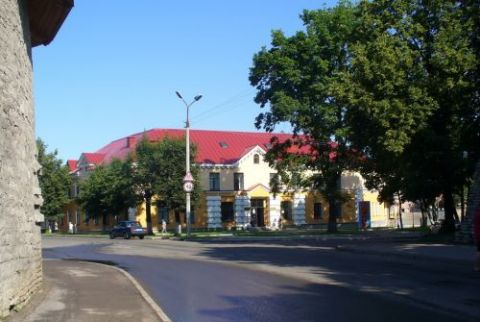 Псковская чулочно-носочная фабрика