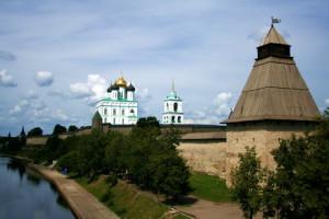 История Псковского края