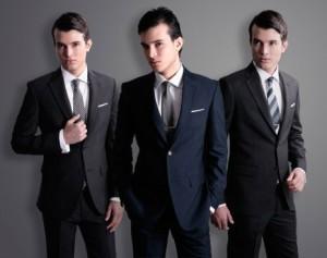 Деловой стиль одежды мужчины
