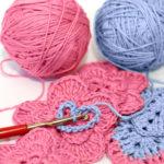 Основные приемы и техника вязания крючком