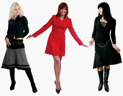 Покупка одежды через интернет: подбор размера одежды