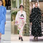 Тенденции вязаной моды 2018